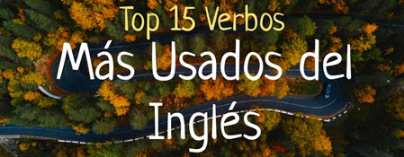 top verbos en ingles
